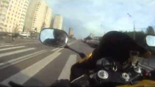 Yamaha R1 :: Сатона вселился в байкера!!! :: Москва