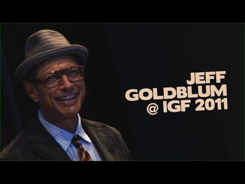 Jeff Goldblum title=