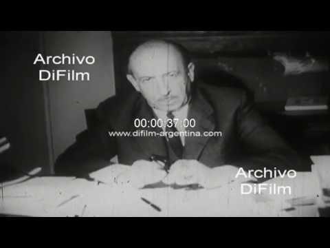 Campaña electoral en Uruguay Julio Lacarte  - Oscar Diego Gestido 1966