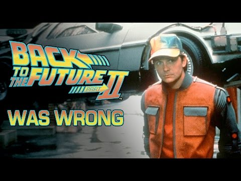 What Did Back To The Future Get Right and Wrong?