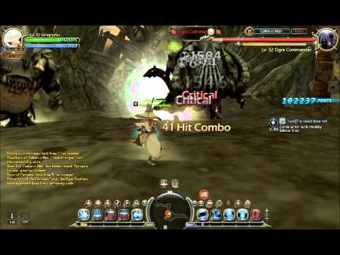 Dragon Nest SEA Force User Cerberus Nest Abyss Solo 8:34