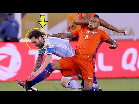 Arturo Vidal ● The Warrior ● Best Fights, Brawls & Angry Moments ᴴᴰ