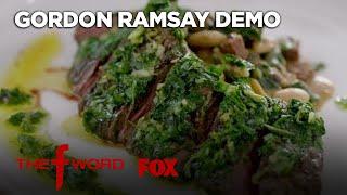 Video Gordon's Skirt Steak With Chimichurri Sauce Recipe: Extended Version | Season 1 Ep. 8 | THE F WORD MP3, 3GP, MP4, WEBM, AVI, FLV November 2018