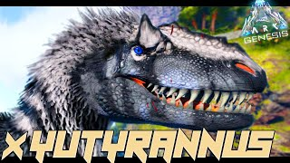 X-YUTYRANNUS TAMING/KIBBLE FARM!! - Ark Genesis [#14]