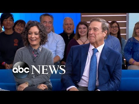 Sara Gilbert And John Goodman Open Up About 'the Conners'