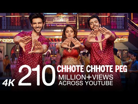 Chhote Chhote Peg Punjab video song