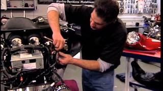 5. Electra Glide Ultra Classic Harley Davidson Maintenance Tip -- Fairing Removal