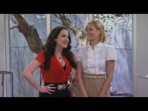 2 Broke Girls - Joedth Interview (S04E01)