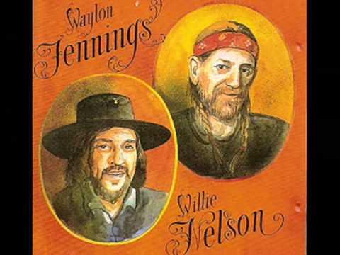 Waylon Jennings Luckenbach Texas
