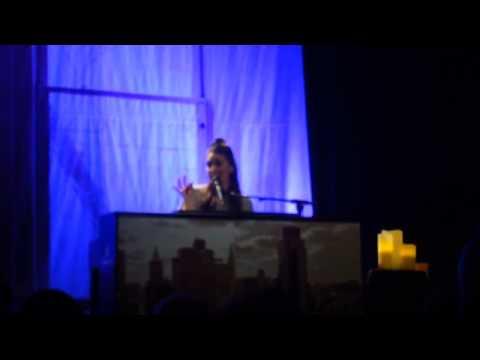 Sara Bareilles Comedy Show