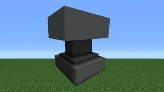 Minecraft Tutorial: How To Make An Anvil