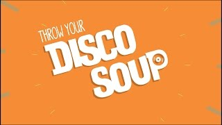 """Join us on World Disco Soup Day 2017!Disco Soup started 5 years ago as Schnippeldisko in Berlin, Germany, a """"protest soup"""" against food waste that fed 8000 people. Throughout the food system there's an enormous amount of perfectly good food being wasted; whether it's vegetables left to rot in the fields, food discarded by supermarkets or consumers not using what they buy. Disco Soup aims to raise awareness of this global problem by showing that all this """"waste"""" is actually perfectly edible, even it requires a little effort.All you need to do is get in touch with farmers, wholesalers, markets, shops and supermarkets to see if they can donate some food instead of throwing it away. Then, with some tables, tools and at least one big pan you've got a Disco Soup going!DIY Disco Soup in 6 easy steps:Step 1: Find an easy-access location where people can sit or dance with access to electricity.Step 2: Find food waste! Ask farmers, (super)markets and bakers if you can collect their unsold food that would otherwise go to waste.Step 3: Find your friends! You'll need a group of enthusiastic people who can help you collect all the food waste, cut a lot of veggies and love to dance.Step 4: Make an invitation and ask people to bring their own bowls and cutlery. Create a Facebook event, link to the SFYN page and share some inspiring photos or videos beforehand. Create a buzz!Step 5: Add your Disco Soup-song to the World Disco Soup Day 2017 playlist. Did you know that there's a global spotify playlist where everybody can add their own Disco Soup music? We'll be dancing to the same beats worldwide!Step 6: Serve soup and dance! – filling bellies instead of bins.April 29th is the first Global Disco Soup Day, so serve as much soup as possible and dance!Do you want to join us and organize your own local Disco Soup? Let us know!"""