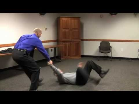 Neuro Points Self-Defense Workshop with Dr. Jamie Johnson