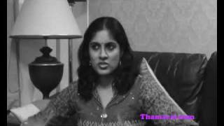 Charulatha Mani Interview In London - Part 1