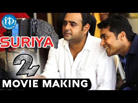 Suriya's 24 Movie Making – Samantha || Vikram Kumar || AR Rahman