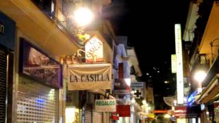 Torremolinos Spain  city photo : Spain Torremolinos by Night