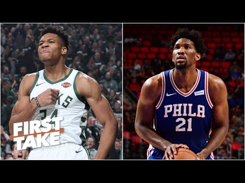 Video: Bucks, Sixers are the best teams in the East | First Take