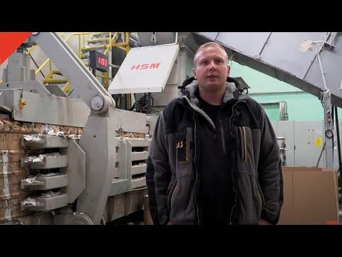 HSM VK 12018 w ocenie recyklerow