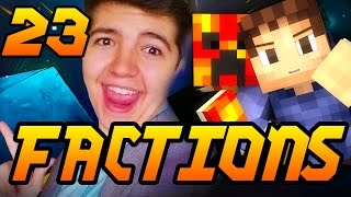 "Minecraft Factions ""PRESTON SELLS ME OUT!"" Episode 23 Factions w/ Preston and Woofless!"