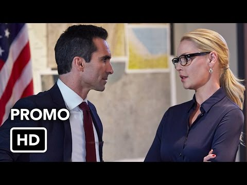 "State of Affairs 1x03 Promo ""Half the Sky"" (HD)"