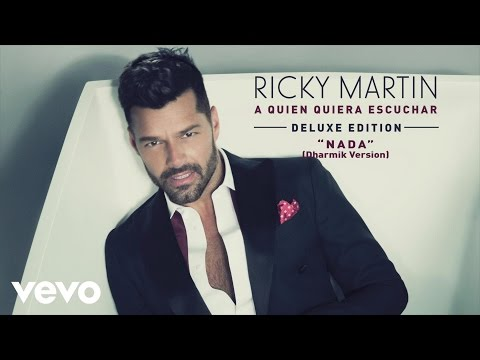 Ricky Martin - Nada (Dharmik Version) (Cover Audio)