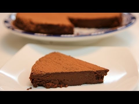 Chocolate Chickpea Cake (Gluten free) Recipe - CookingWithAlia - Episode 314