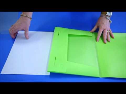 Presentation Ideas for A4 Documents by Plastics Australia