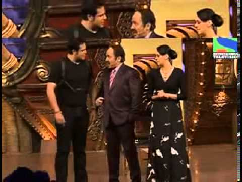 KRISHNA as Daya and SUDESH as ACP Pradyuman CID Special in Comedy circus 2013 Video HD low