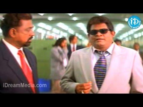 Vamshi Movie - Mahesh Babu, Tanikella Bharani, Namrata Shirodkar, Ali Introduction Scene