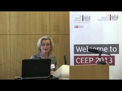 CEEP Finance Support by Denise Rowley, UK Export Finance