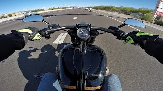1. 2016 Harley Davidson CVO Pro Street Breakout - Test Ride Review