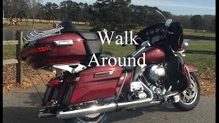 1. 2016 Harley Davidson Ultra Limited Review Walk Around