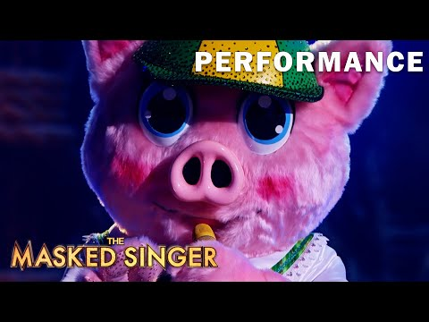THE MASKED SINGER #5 | Piglet - 7 Years