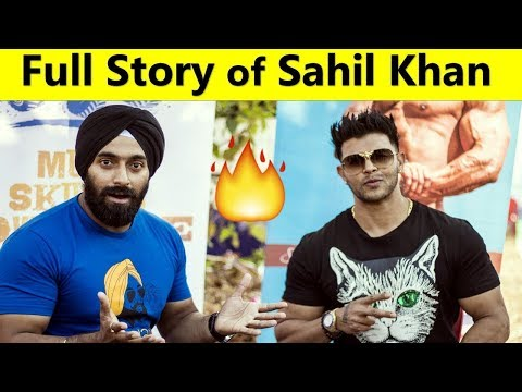 Interview with Fitness Icon Mr. Sahil Khan  by Fitness Fighters   Part 1