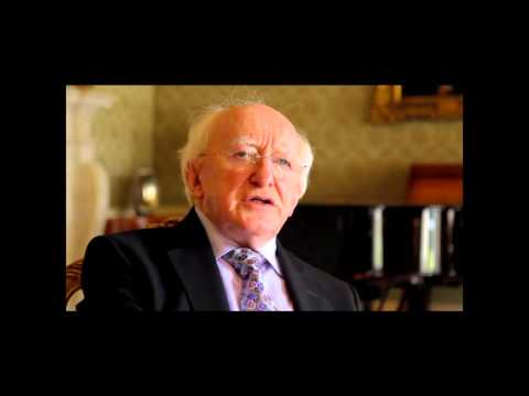 President Michael D Higgins – Music Changed My Life