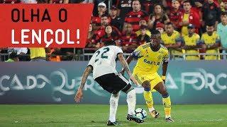 Vinicius Júnior aplicou um lençol no marcador na vitória por 2x1 sobre o Coritiba---------------Seja sócio-torcedor do Flamengo: http://bit.ly/1QtIgYl---------------Inscreva-se no canal oficial do Flamengo. Vídeos todos os dias.--- Subscribe at Flamengo channel, a 40-million-fans nation. Join us!