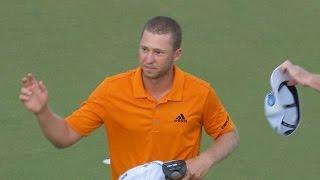 Daniel Berger's clutch birdie putt leads Shots of the Week by PGA TOUR