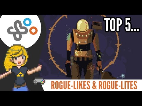 TOP 5 ROGUE-LIKE & ROGUE-LITE GAMES