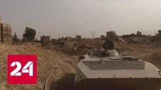 Минобороны РФ: к сирийскому примирению присоединились 1097 населенных пунктов