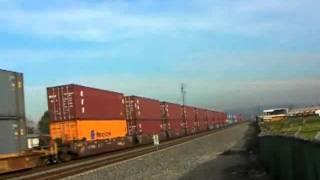 El tren interminable