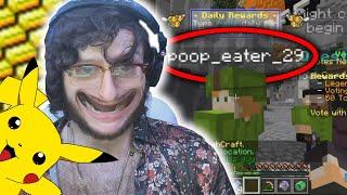 the legend of poop eater 29..