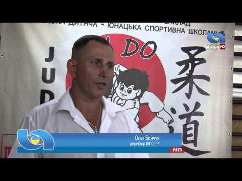 Турнир по дзюдо в Одессе