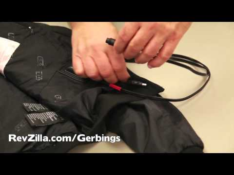 Gerbings Single Controller to Jacket Liner Connection Guide at RevZilla.com