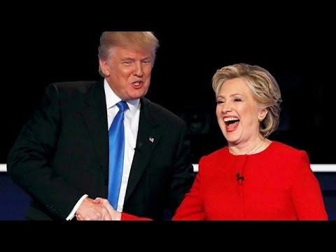 ΗΠΑ: Υψηλοί οι τόνοι στο πρώτο ντιμπέιτ Κλίντον – Τραμπ