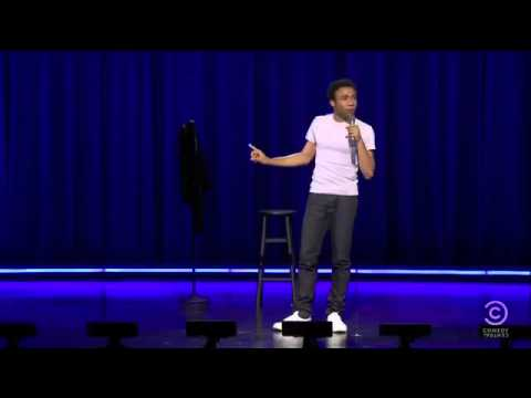 Donald Glover - Weirdo - Kid vs. Trinidad Babysitter - N-glet