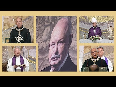 2020-05-07 2020-05-07 Máltai Nagymester gyászmiséje Gazdagréten