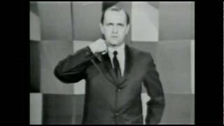 Bob Newhart has trouble flying. 