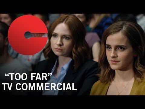 The Circle (TV Spot 'Too Far')