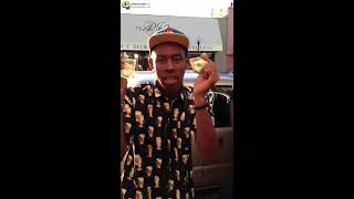 These Dudes Actin A Fool: Tyler, The Creator & Odd Future Flossin Money Outside Their Store!