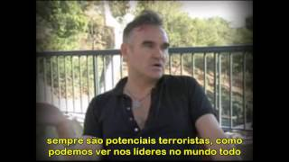 Beto Cuevas entrevista Morrissey - 2007 (legendado)